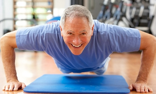 Eat Right and Maintain Your Muscles as You Age