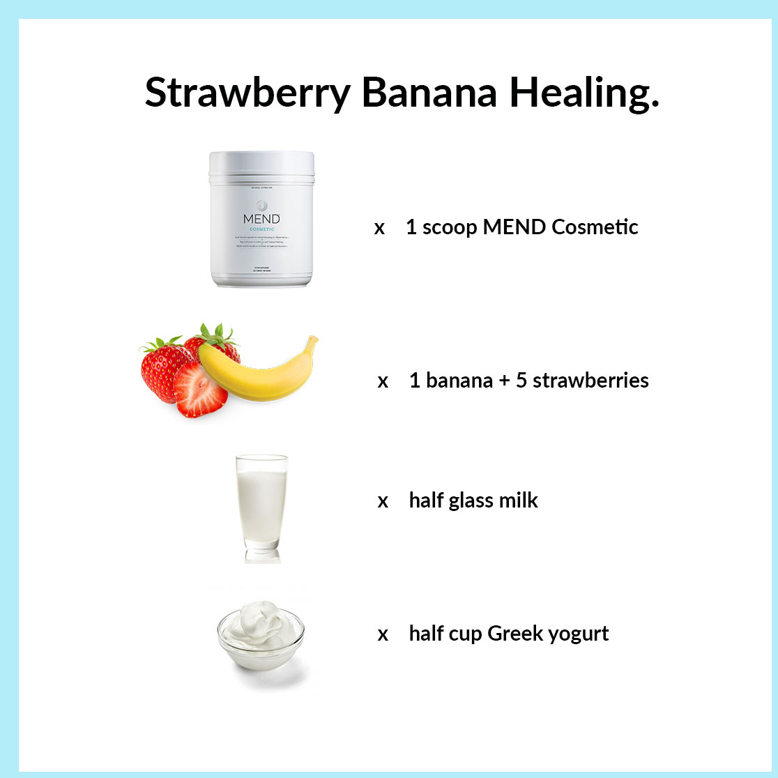 Strawberry Banana Healing