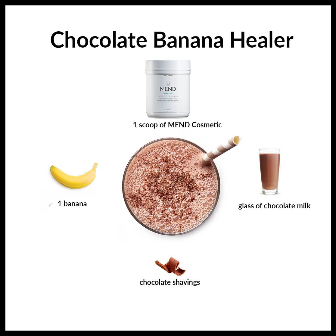 Chocolate Banana Healer
