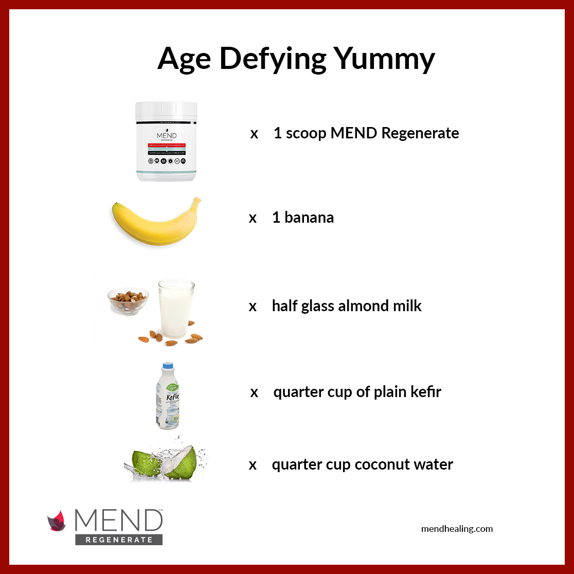 Age Defying Yummy