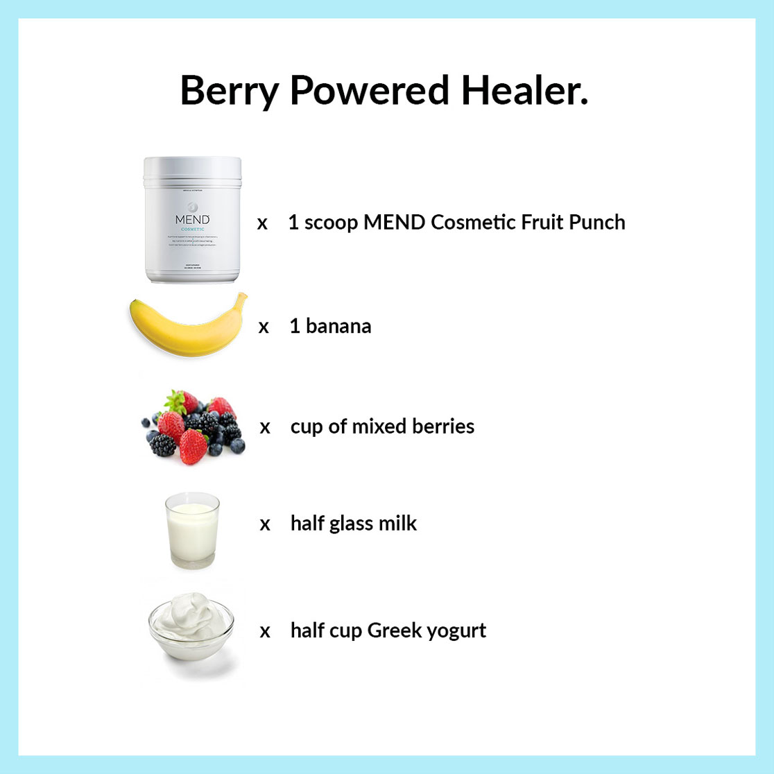 Berry Powered Healing