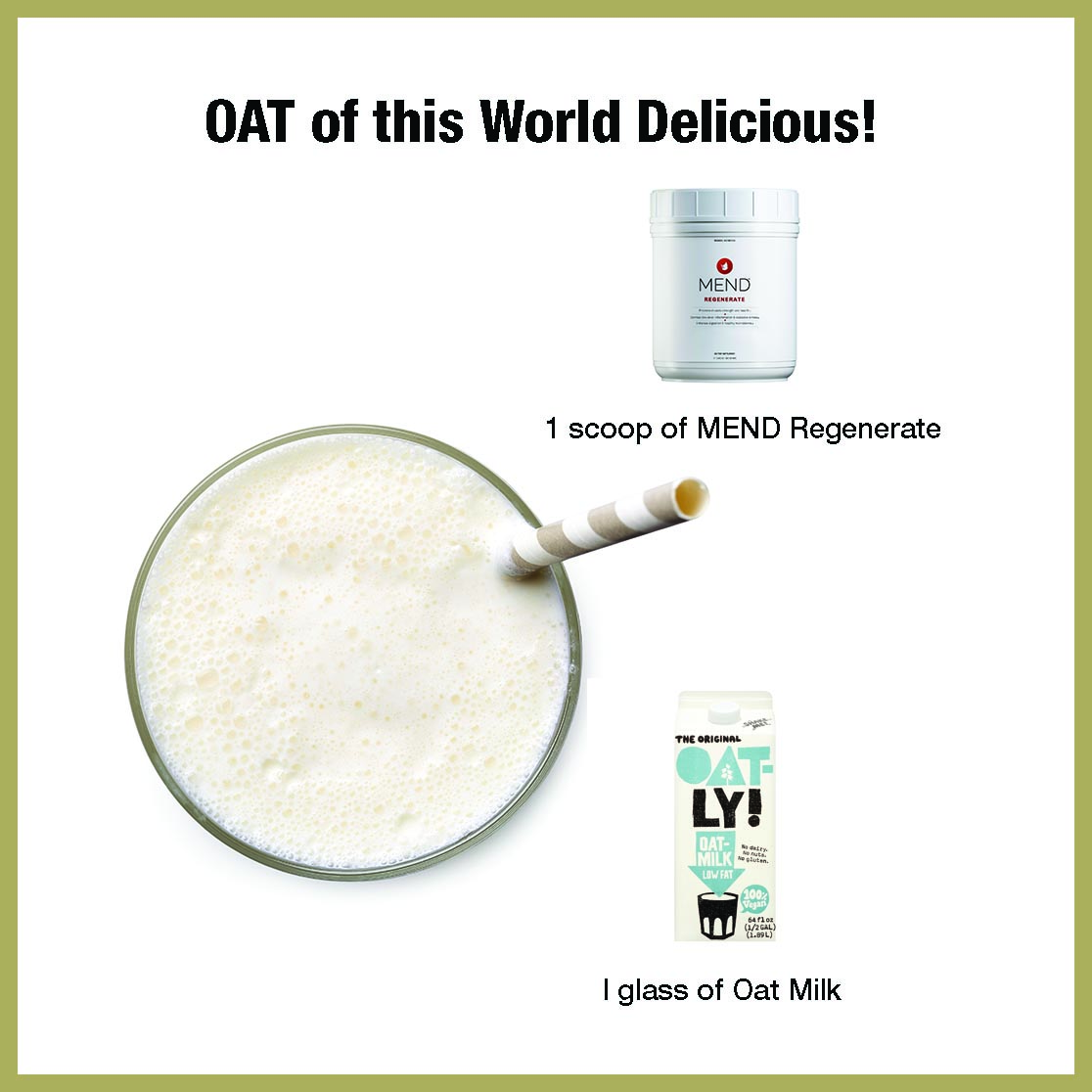 Oat of this World!