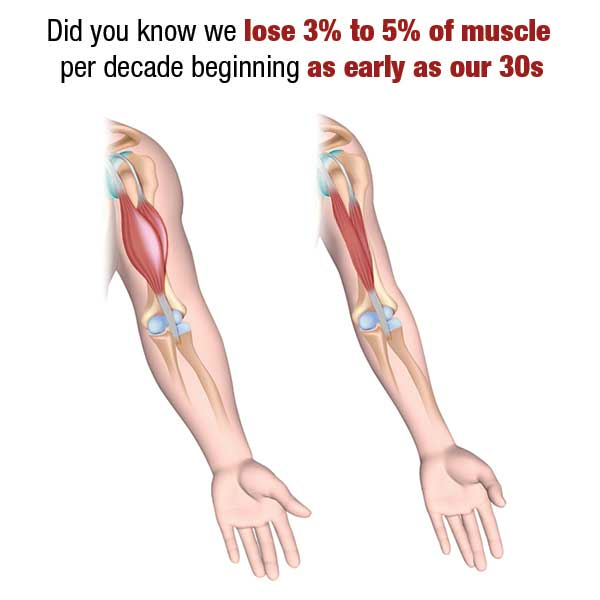 Healthy Muscle Matters... A Lot