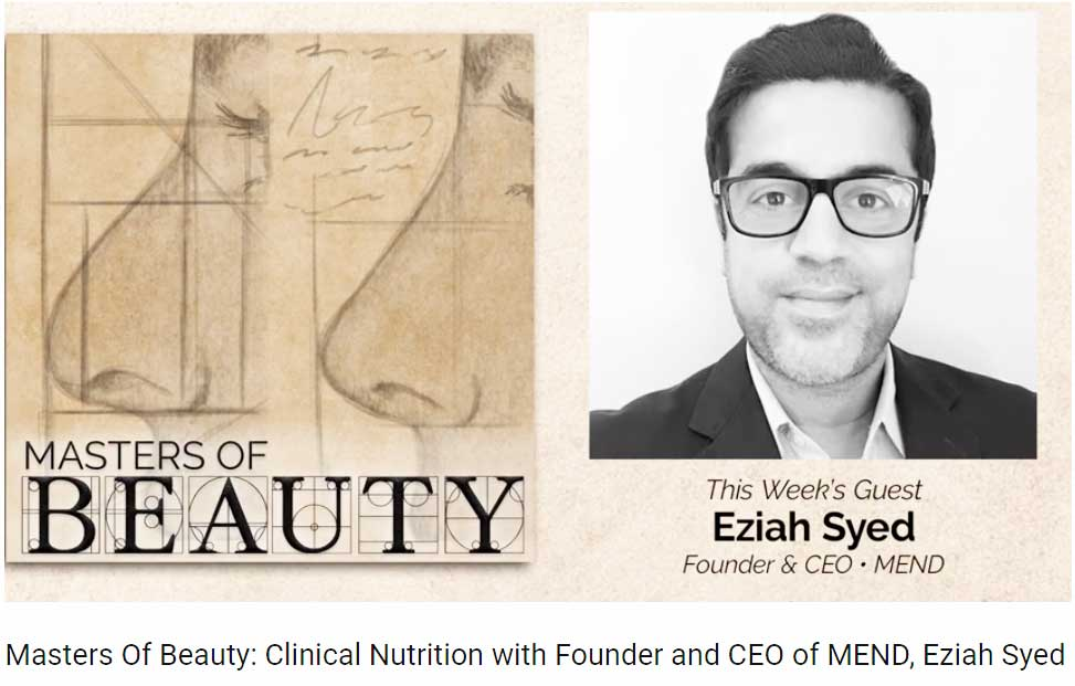 Dr. Shah's Podcast with MEND