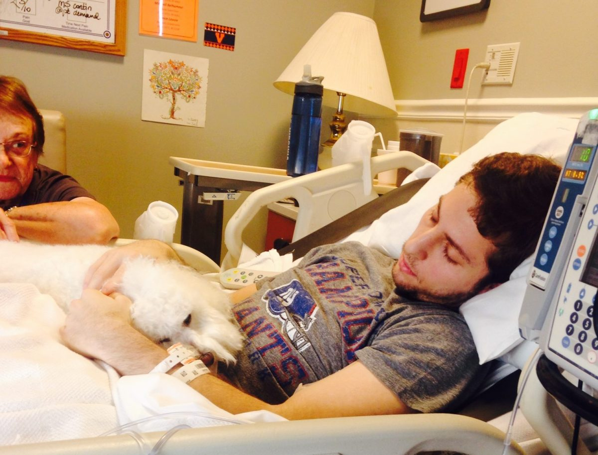 MEND Stories of Healing and Courage: Sam Rossiello
