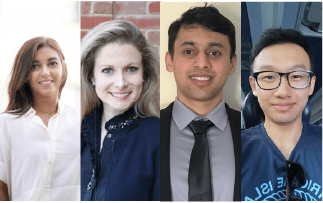 Welcome to MEND's Newest Team Members