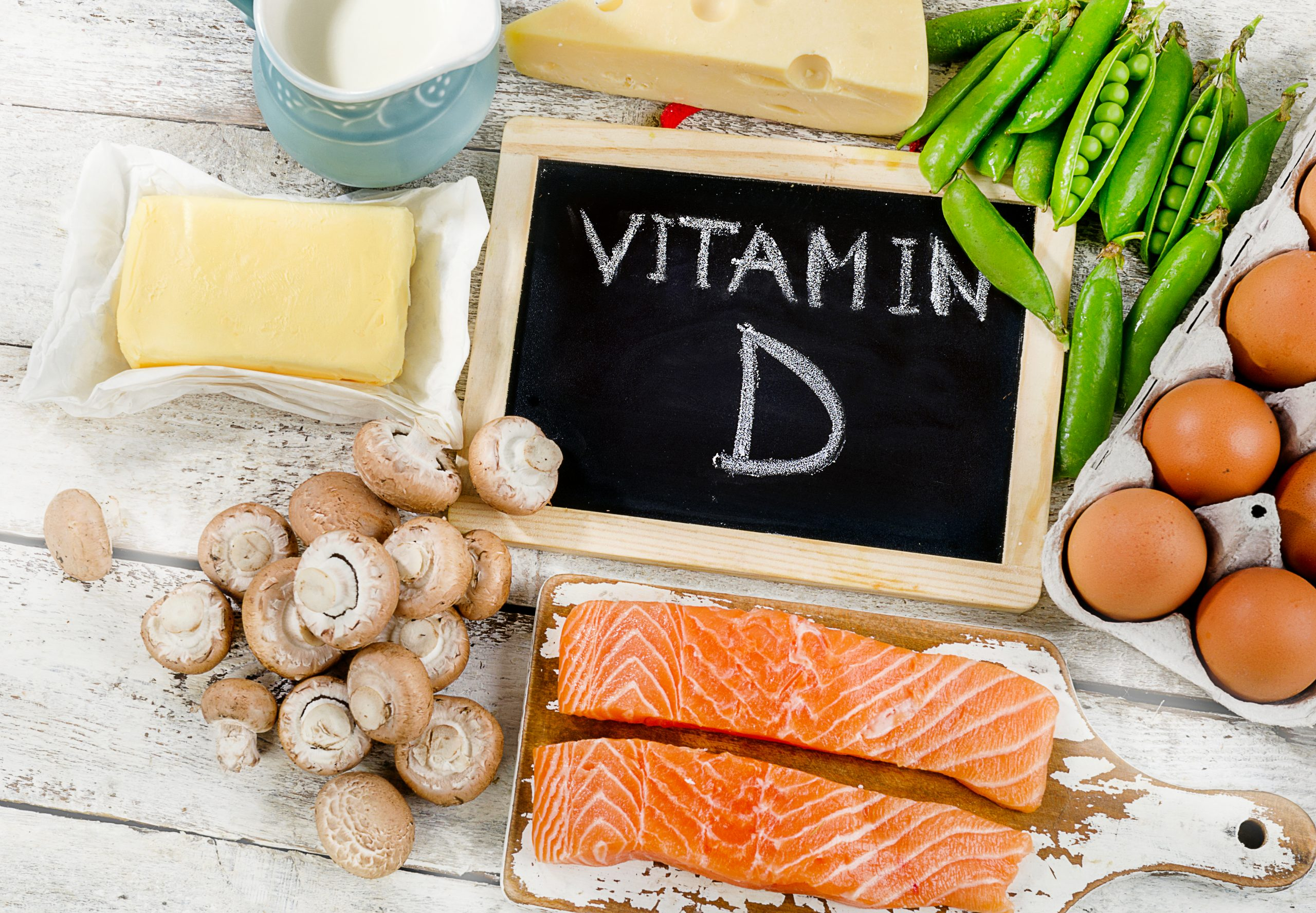 All about Vitamin D