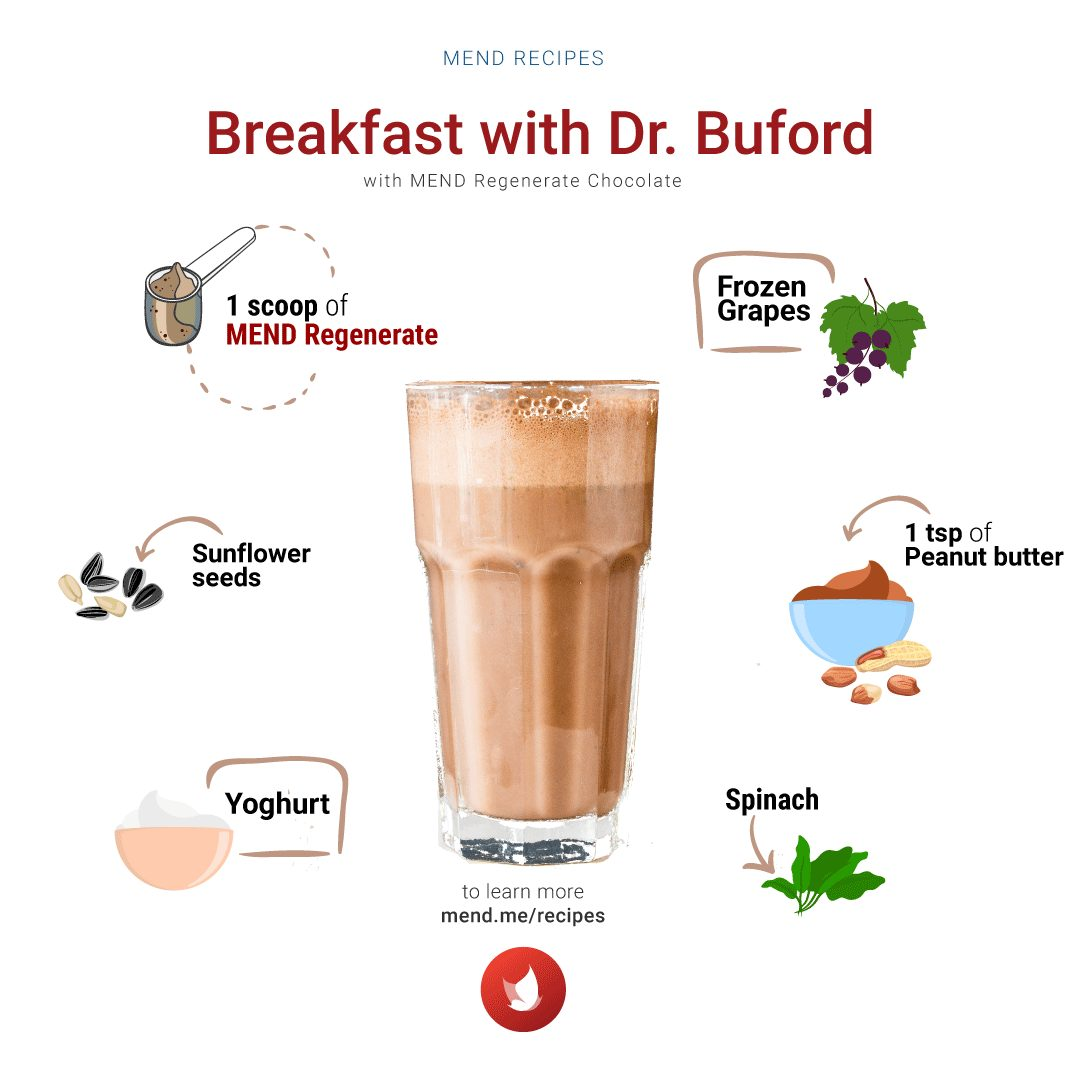 Breakfast with Dr. Buford