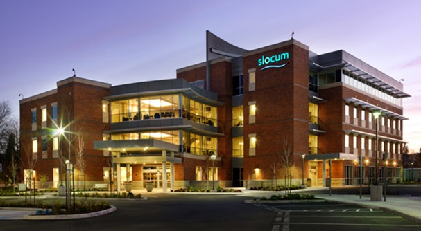 Proud to Work With Slocum Center for Orthopedics & Sports Medicine