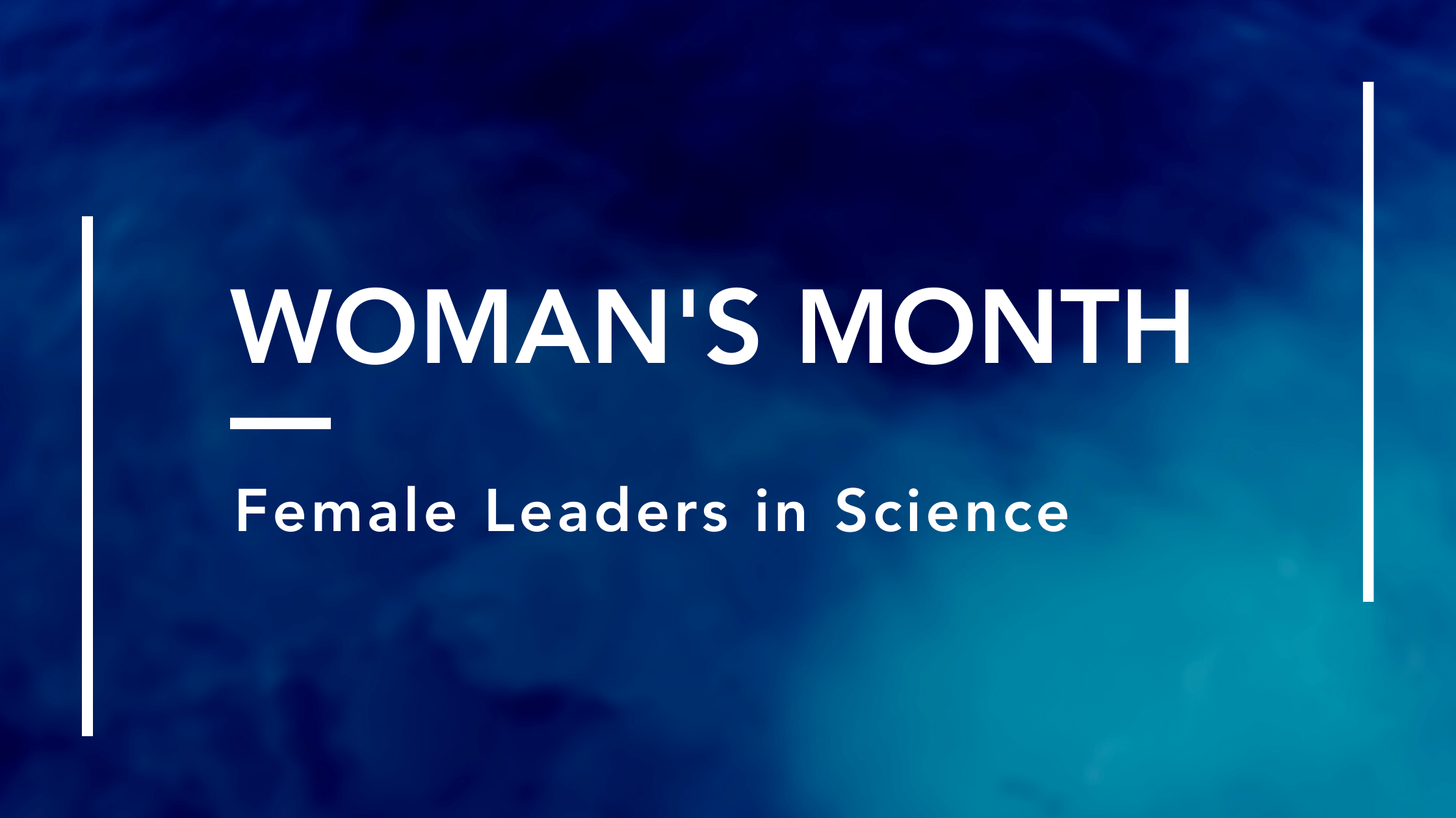 Breaking the Mold: Female Leaders in Science