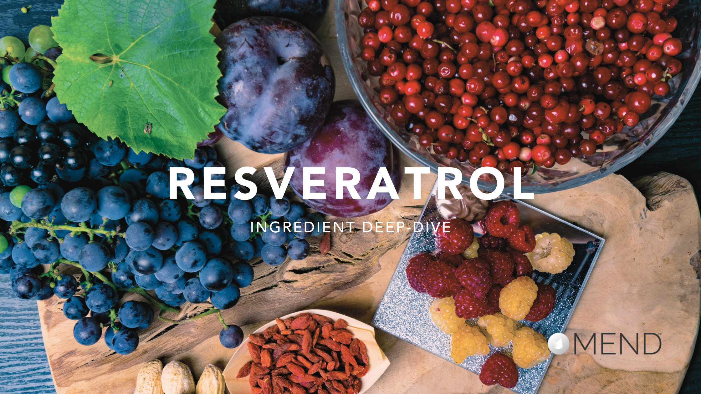 Resveratrol: The Benefits & Sources